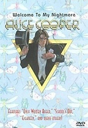 Alice Cooper Welcome To My Nightmare DVD 2000 Amazoncouk