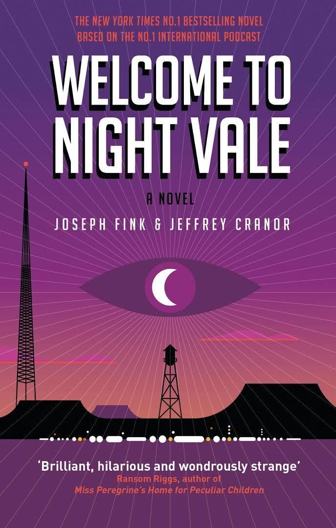 Welcome to Night Vale (novel) t1gstaticcomimagesqtbnANd9GcRARFIXo9tRKa0uz2