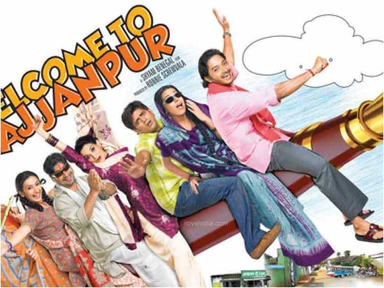 Welcome to Sajjanpur Welcome To Sajjanpur 2008 Hindi Movie Mp3 Song Free Download
