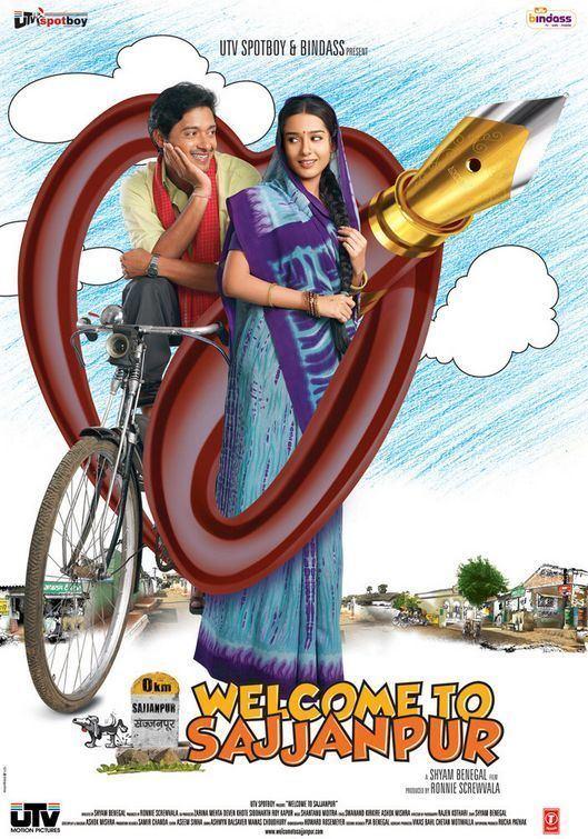 Welcome to Sajjanpur Welcome to Sajjanpur Movie Poster 2 of 3 IMP Awards