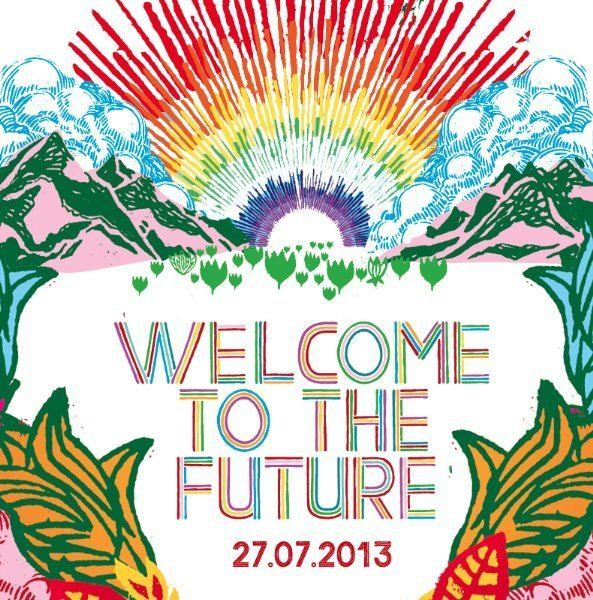 Welcome to the Future (festival) RA Welcome to the Future Festival 2013 at Het Twiske Amsterdam 2013