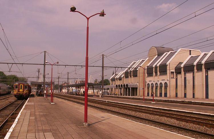Welkenraedt railway station