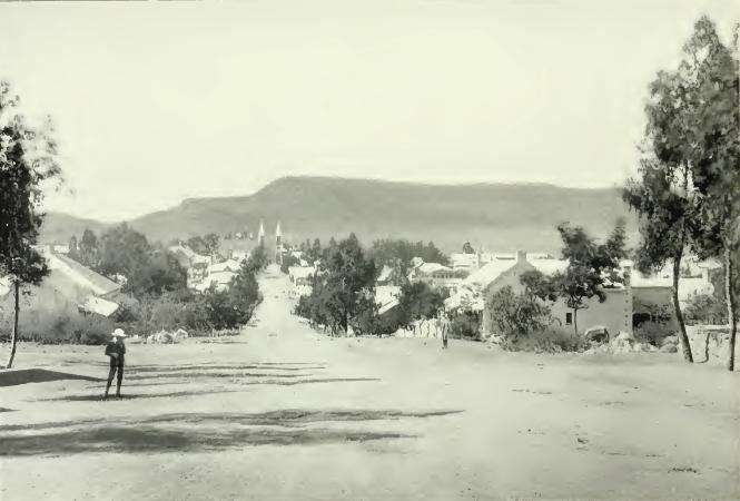 Welkom in the past, History of Welkom
