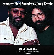 Well-Matched: The Best of Merl Saunders & Jerry Garcia httpsuploadwikimediaorgwikipediaenthumbf