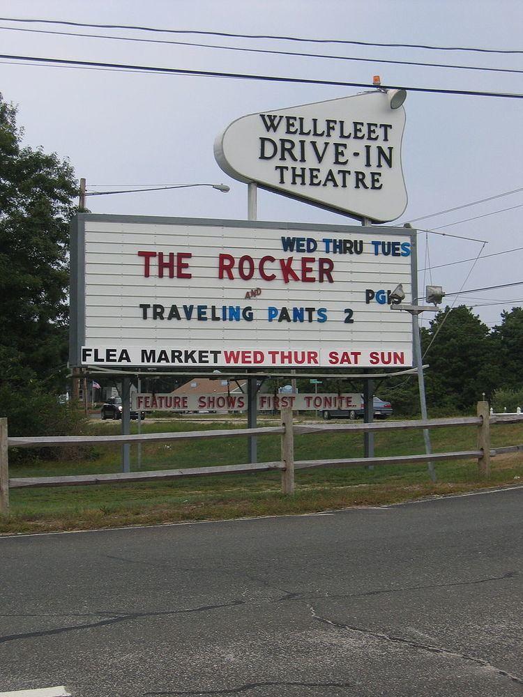 Wellfleet Drive-In Theater