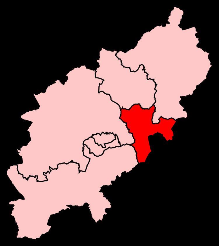 Wellingborough (UK Parliament constituency)