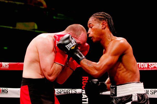 Wellington Arias Wellington Arias Romero Photos Photos Roc Nation Sports Presents