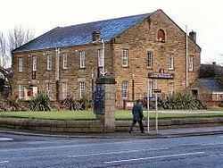 Wellington Barracks, Bury httpsuploadwikimediaorgwikipediacommonsthu