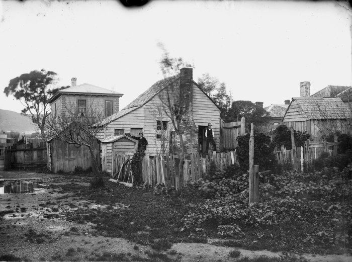 Wellington in the past, History of Wellington