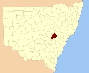 Wellington County, New South Wales