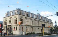 Wellington Harbour Board Head Office and Bond Store httpsuploadwikimediaorgwikipediacommonsthu