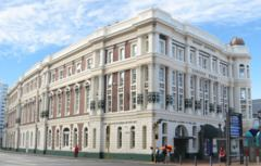 Wellington Harbour Board Wharf Office Building httpsuploadwikimediaorgwikipediacommonsthu
