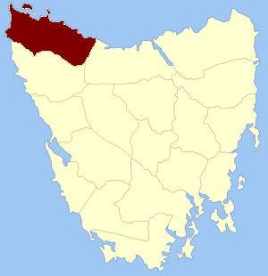 Wellington Land District, Tasmania