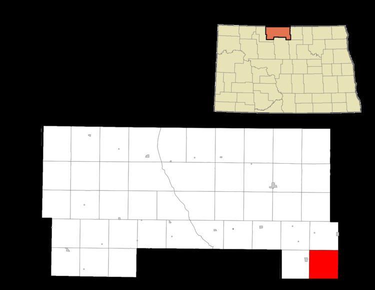 Wellington Township, Bottineau County, North Dakota