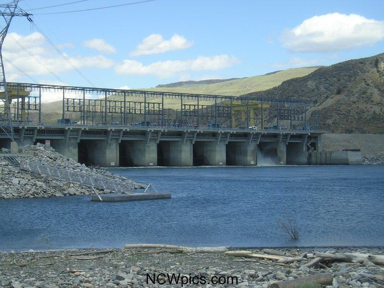 Wells Dam ncwpicscomncwwpcontentgallerywellsdamwells