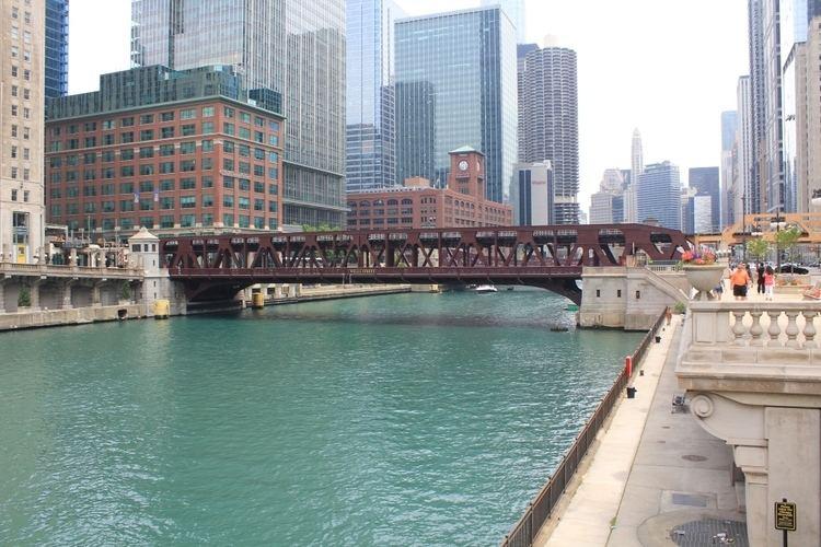 Wells Street Bridge (Chicago) Wells Street Bridge