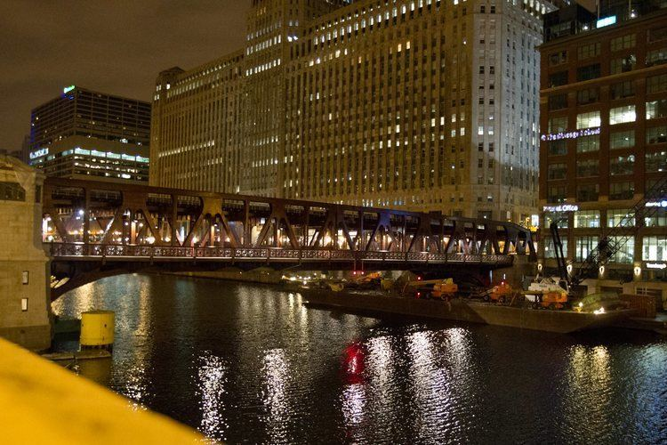 Wells Street Bridge (Chicago) Wells Street Bridge reopened to traffic LoopChicagocom Chicago