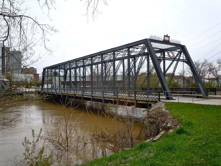 Wells Street Bridge (Fort Wayne, Indiana)