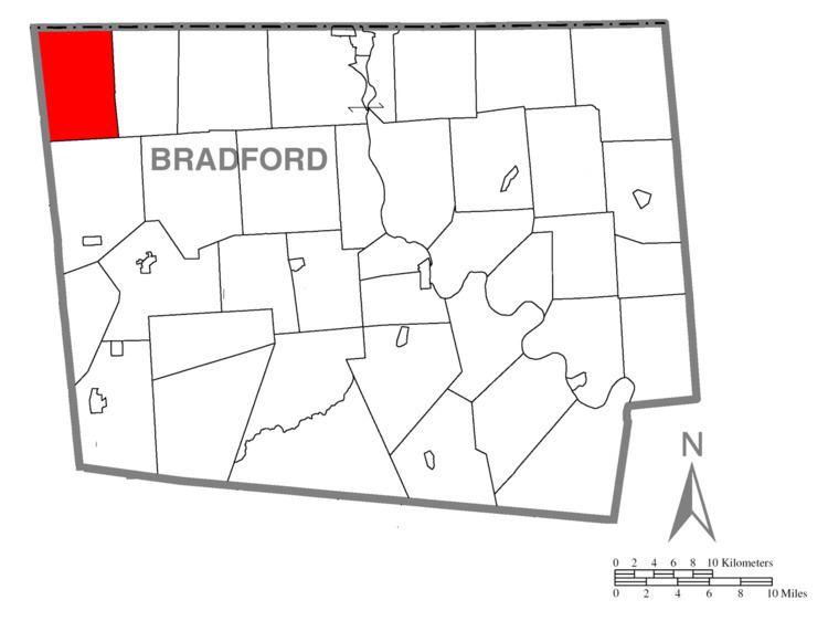 Wells Township, Bradford County, Pennsylvania