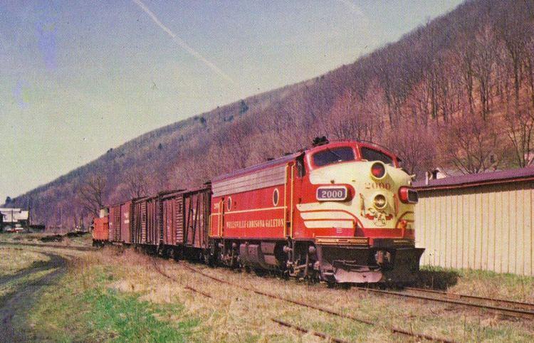 Wellsville, Addison and Galeton Railroad wwwamericanrailscomimagesWAGF720KEDLWHjpg