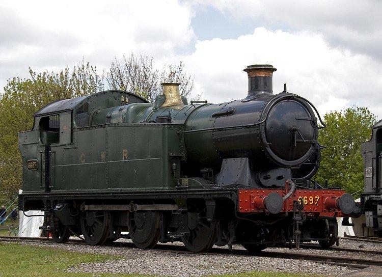 Welsh 0-6-2T locomotives