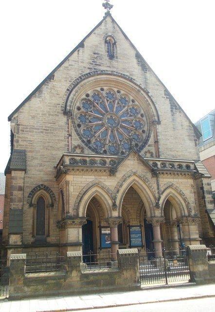 Welsh Presbyterian Church, Chester