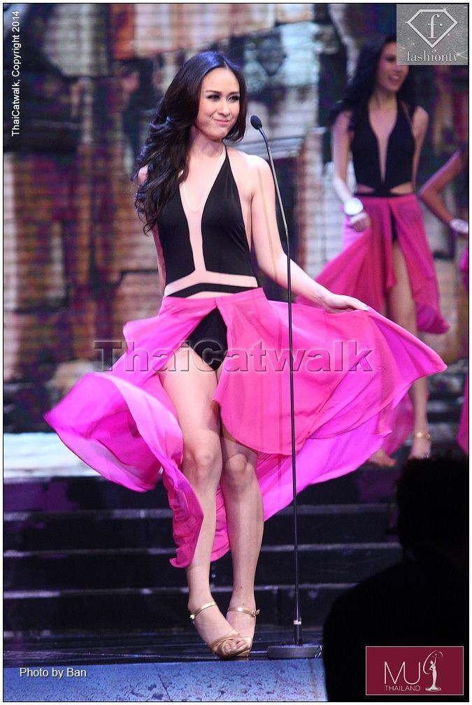 Weluree Ditsayabut WELUREE DITSAYABUT Miss Universe THAILAND 2014 Official