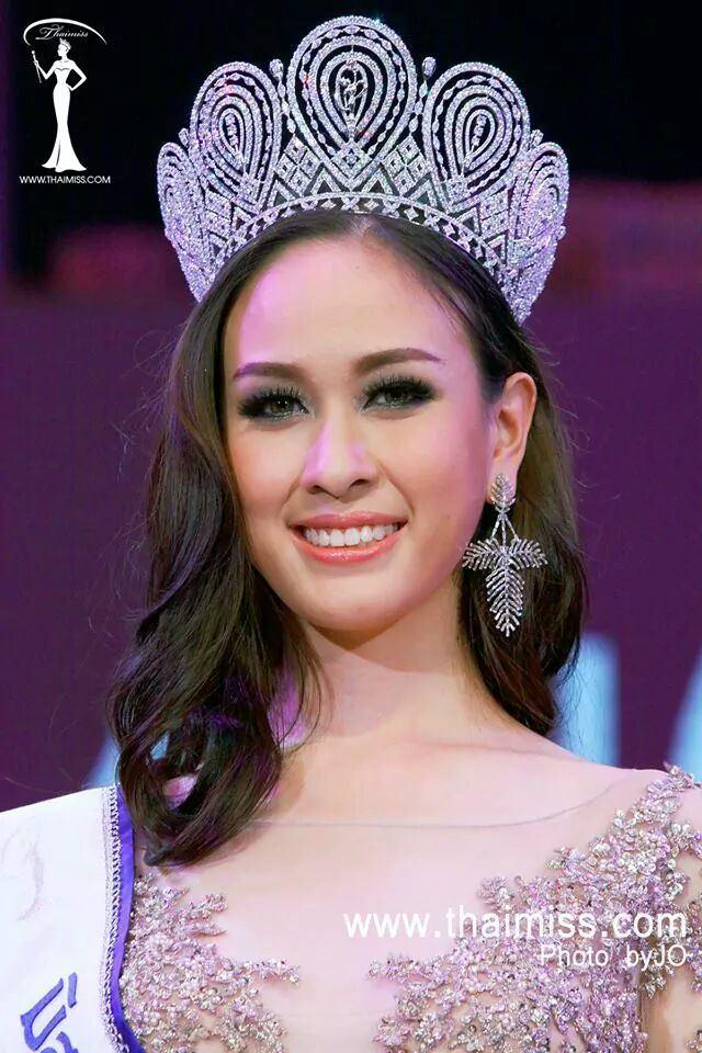Weluree Ditsayabut Weluree Ditsayabut A shorter Miss Thailand Universe for