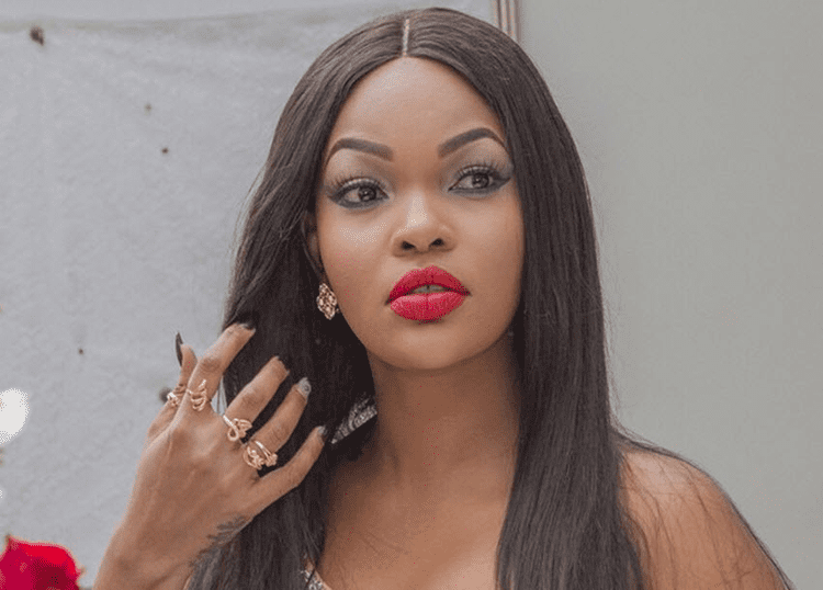 Wema Sepetu Wema Sepetu opens up about loss love and men on Kenyas popular