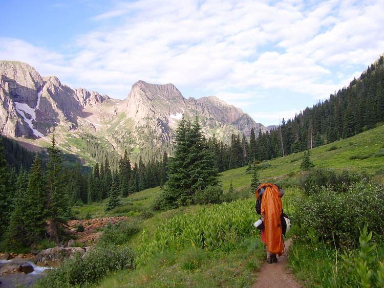 Weminuche Wilderness Chicago BasinWeminuche Wilderness Colorado Photos Diagrams