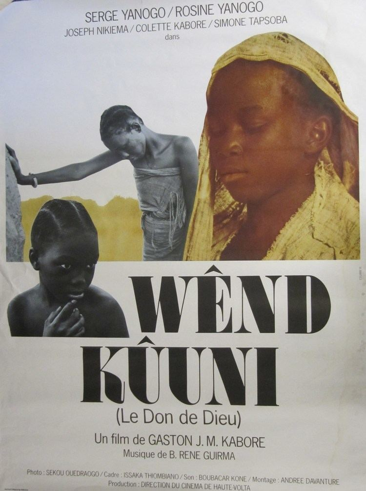 Wend Kuuni Wend Kuuni Black Film CenterArchive