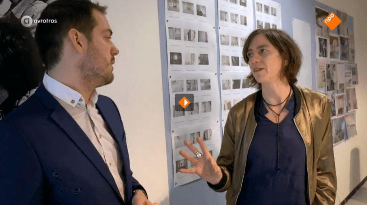 Wendelien van Oldenborgh AVROTROS Kunstuur special over Wendelien van Oldenborgh Mondriaan
