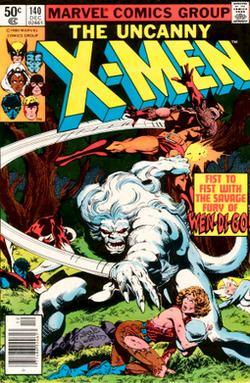 Wendigo (comics) Wendigo comics Wikipedia
