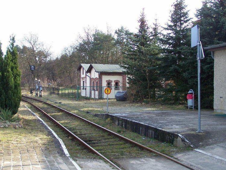 Wendisch Rietz wwwbahnbilderdebilderbahnhofwendischrietzau