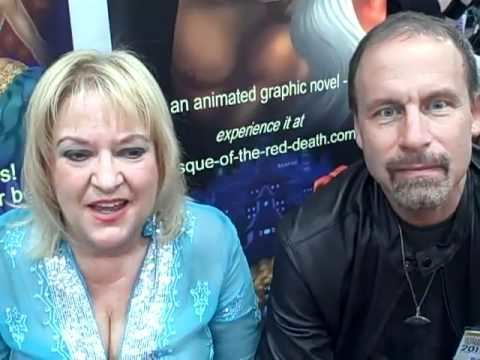 Wendy and Richard Pini GC4K at WonderCon 2011 Wendy and Richard Pini YouTube