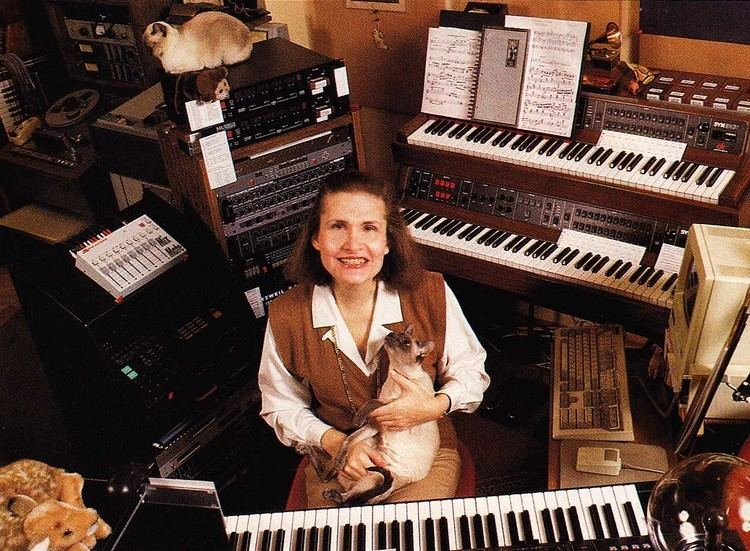 Wendy Carlos Wendy Carlos The Music Museum of New England
