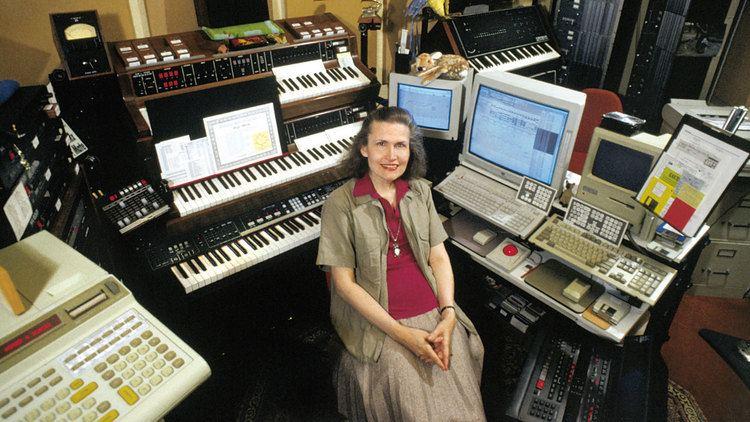 Wendy Carlos Wendy Carlos Music fanart fanarttv