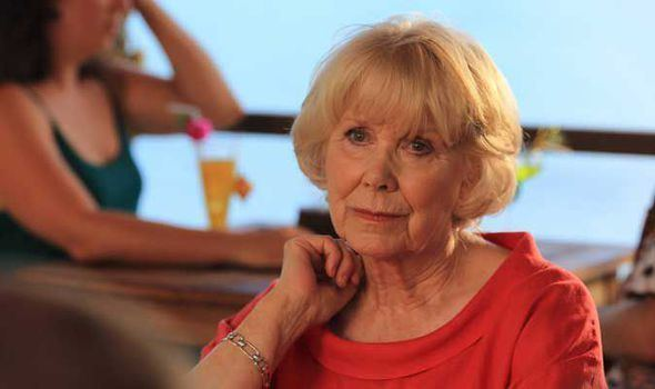 Wendy Craig Wendy Craig on starring in Death In Paradise TV Radio Showbiz
