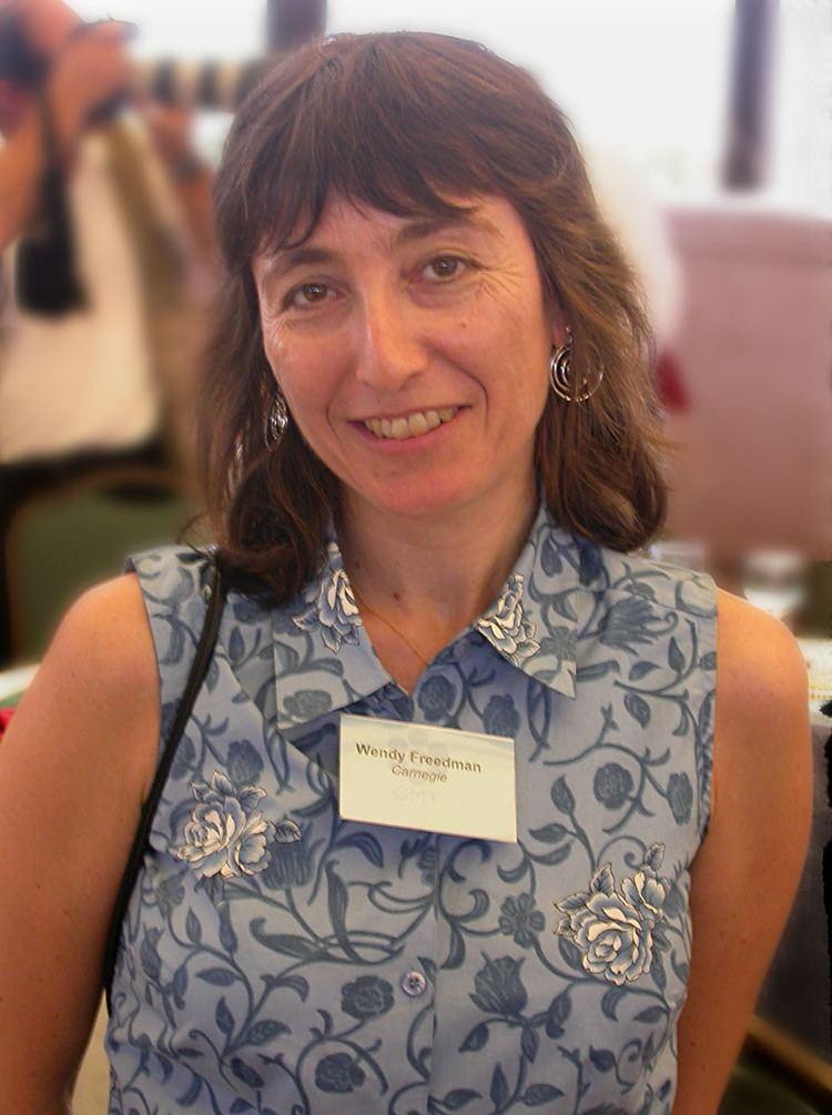 Wendy Freedman msteckercomimagesastronomygmtwf2815bjpg