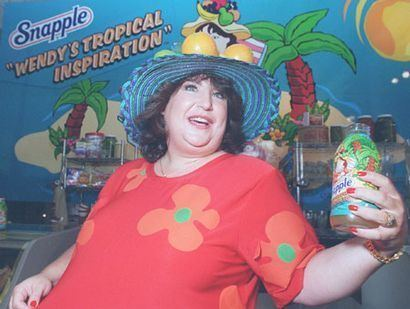 Wendy Kaufman The Snapple Lady No More PerezHiltoncom