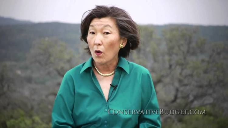 Wendy Lee Gramm Wendy Gramm for a Conservative Budget YouTube