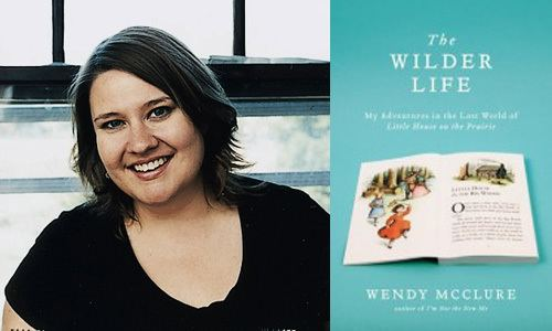 Wendy McClure Wendy McClure discusses The Wilder Life Rainy Day Books