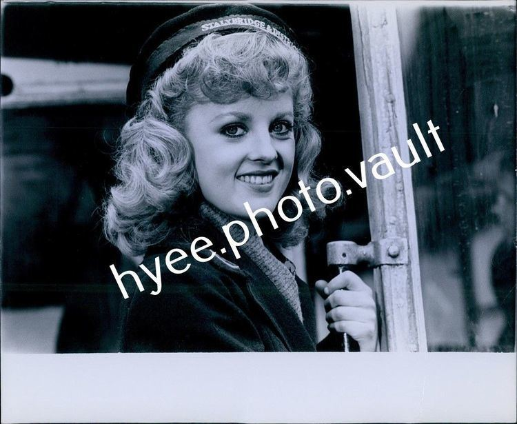 Wendy Morgan (actress) Ca97 1979 Original Photo Wendy Morgan Yanks Gorgeous English Blonde