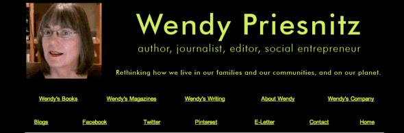 Wendy Priesnitz wendy priesnitz be you