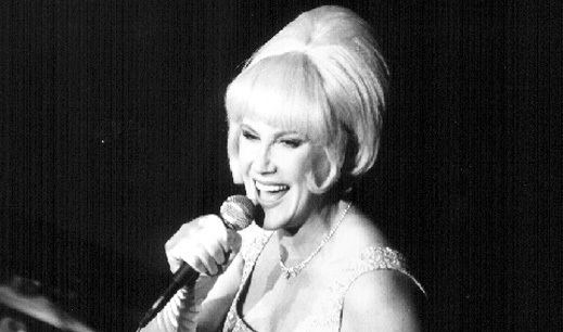 Wendy Stapleton Wendy Stapleton in the Dusty Springfield Show The