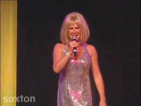 Wendy Stapleton Wendy Stapleton Dusty Springfield Saxton Entertainment