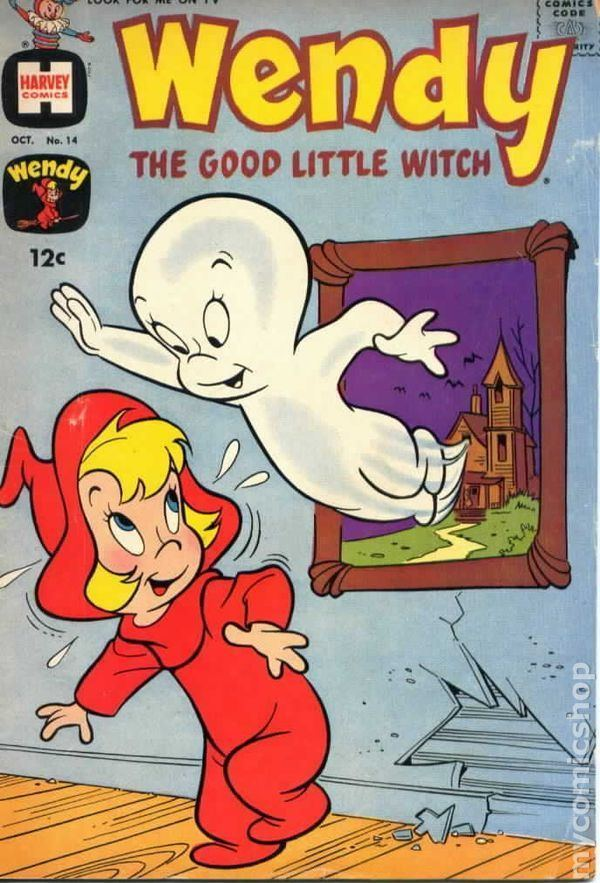 Wendy the Good Little Witch - Alchetron, the free social