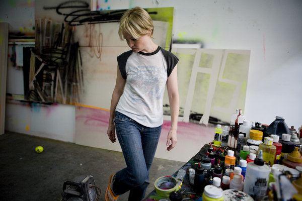 Wendy White (artist) WendyWhitejpg