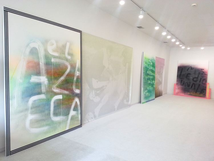 Wendy White (artist) New American Paintings
