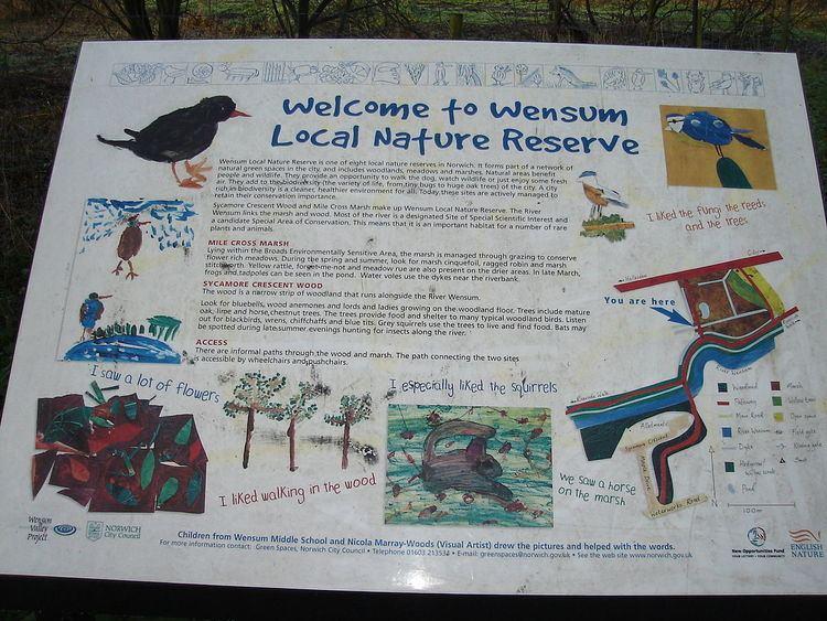 Wensum Local Nature Reserve